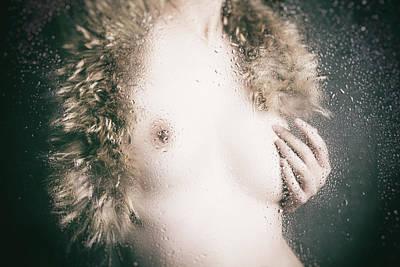 Bodyscape Art Photograph - Fur by Daisuke Kiyota