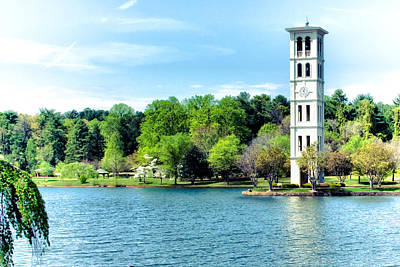 Furman Lake Art Print