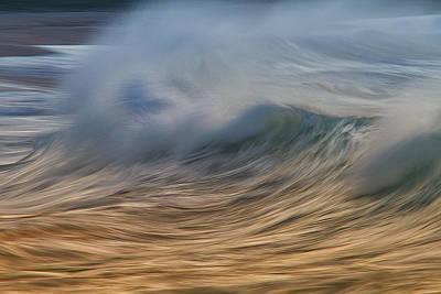 Fury Wave Art Print