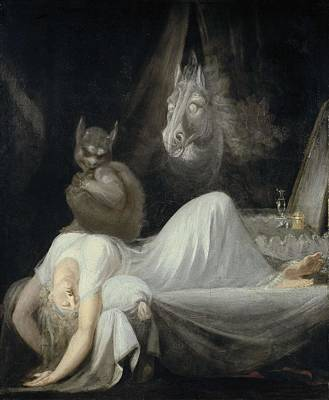 Fuseli, Johann Heinrich 1741-1825. The Art Print by Everett
