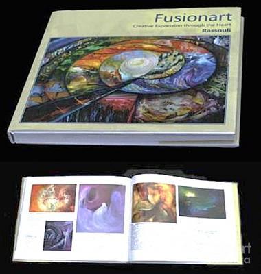 Fusionart   Art Print by Bebe Brookman