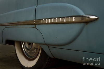Photograph - Futuramic by Dennis Hedberg
