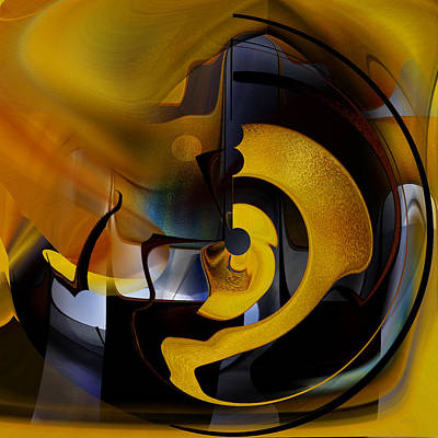 Digital Art - Future Hope Abstract by rd Erickson
