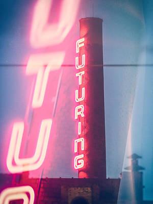 Prenzlauer Berg Photograph - Futuring Berlin by Alexander Voss