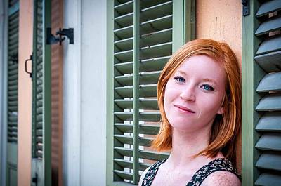 Photograph - Gabby In The French Quarter by Andy Crawford