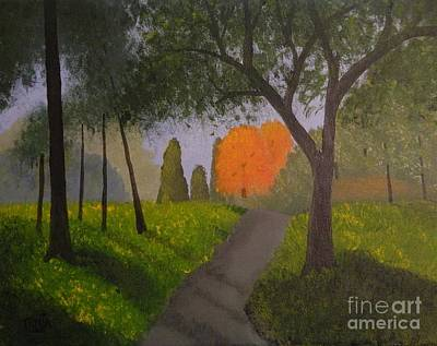 Painting - Gabby's Path by Tanja Beaver