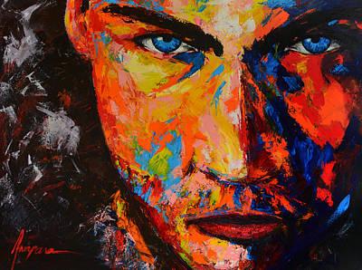 Painting - Gabriel by Patricia Awapara