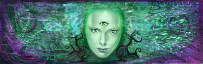 Gaia Original by Luis  Navarro