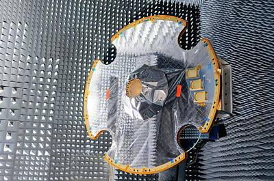 Gaia Space Probe Testing Art Print by European Space Agency
