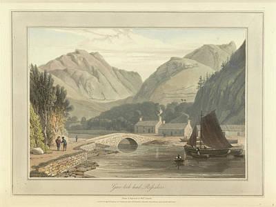 Gair-loch Head Art Print by British Library
