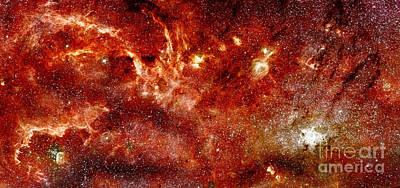 Photograph - Galactic Core by Nicholas Burningham