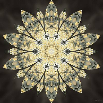 Digital Art - Galactic Dawning by Derek Gedney