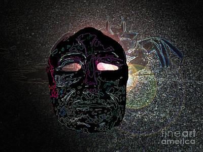 Galactic Dreams Art Print by L T Sparrow
