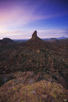 Peter James Nature Photograph - Galactic Goldmine by Peter Coskun