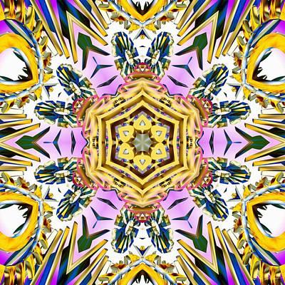 Digital Art - Galactic Ripples by Derek Gedney