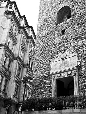 Photograph - Galata Tower Entry 01 by Rick Piper Photography