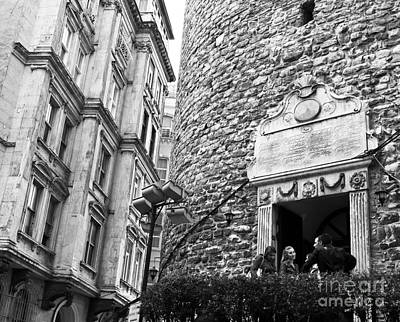 Photograph - Galata Tower Entry 02 by Rick Piper Photography