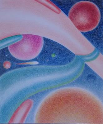 Galaxia Zambulo Original by Extranjerocus