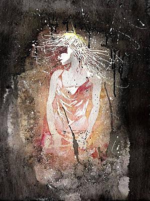Asian Pop Culture Painting - Galaxy 510 by Vanessa Baladad