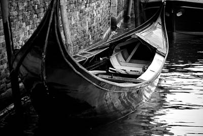 Photograph - Galleggiante - Venice by Lisa Parrish