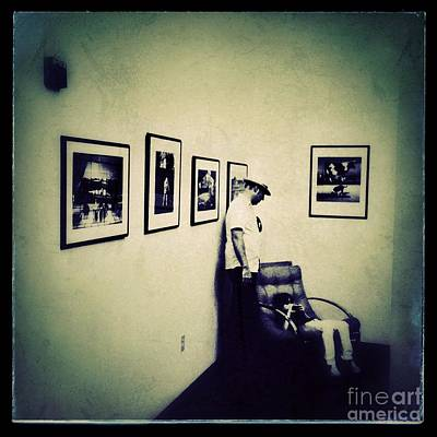 Photograph - Gallery Dwellers by Elena Nosyreva