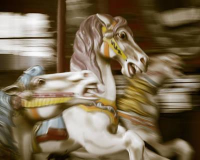 Photograph - Gallop 1 by Takeshi Okada