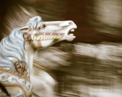 Photograph - Gallop 4 by Takeshi Okada