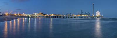 Photograph - Galveston Pier   by John McGraw