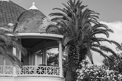 Photograph - Galveston Porch by John McGraw