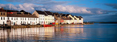 Anchorage Photograph - Galway, Ireland by Panoramic Images