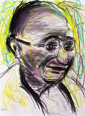 Gandhi In Color Original