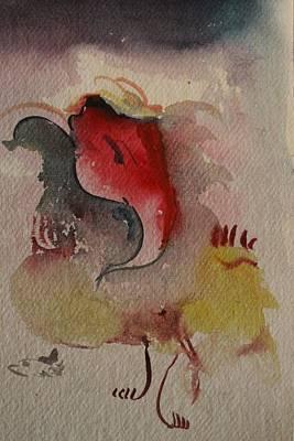 Etc. Painting - Ganesh 7584 by Sir