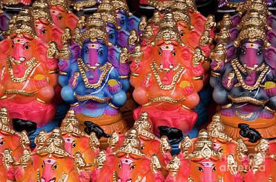 Photograph - Ganesha Plastiki 01 by Rick Piper Photography
