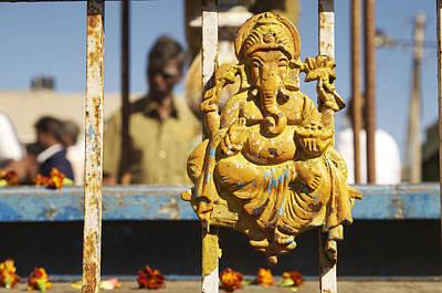 Photograph - Ganesha by Valerie Rosen