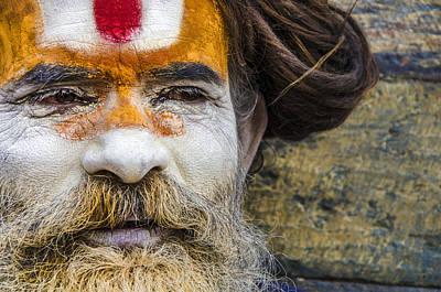 Photograph - Ganga Das Baba by Valerie Rosen