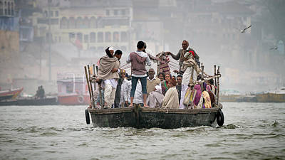 Photograph - Ganges by Brad Grove