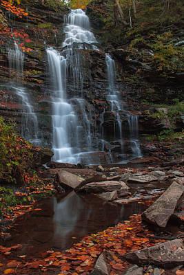 Photograph - Ganoga Falls by Jahred Allen