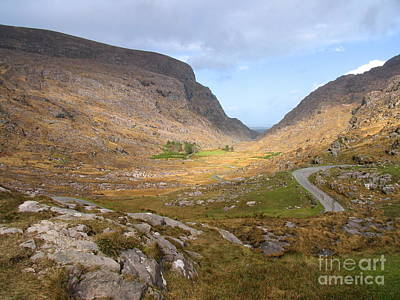 Photograph - Gap Of Dunloe  by Suzanne Oesterling