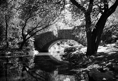 Gapstow Bridge Art Print by Cornelis Verwaal