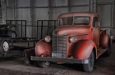 Photograph - Garage Gem by Dyle   Warren