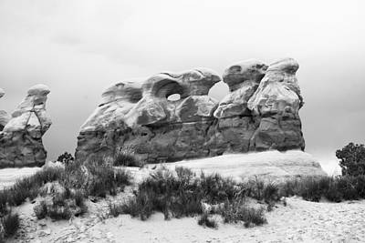 Photograph - Garden Of Hoodoos by Gregory Scott