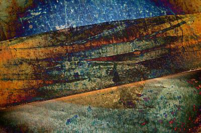 Garden Of Light Print by Odd Jeppesen