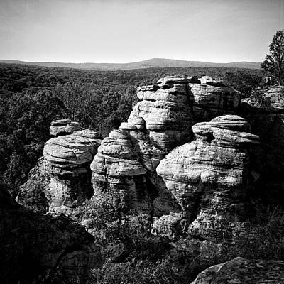 Photograph - Garden Of The Gods by Jeff Burton