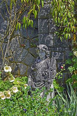 Photograph - Garden Statue by Shanna Hyatt