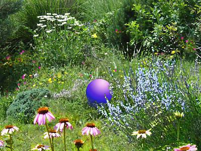 Digital Art - Garden Universe by Steve Karol