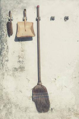 Old Shovels Photograph - Gardening by Joana Kruse