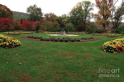 Photograph - Gardens At The Botanical Garden by John Rizzuto