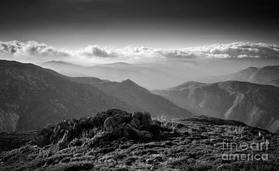 Photograph - Garnet Peak View by Alexander Kunz