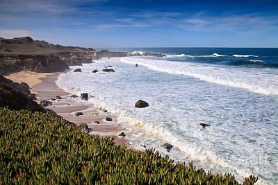 Photograph - Garrapata Beach by Stuart Gordon