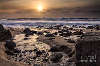 Photograph - Garrapata Sunset by Stuart Gordon